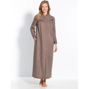 Robe de chambre femme achat vente robe de chambre femme pas cher cdiscount - Robe de chambre femme courtelle ...