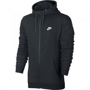 SWEATSHIRT Nike Sportswear - Hoodie  - Noir - 804391-010