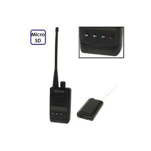 Système d'écoute Mini micro espion transmetteur longue portée 50…