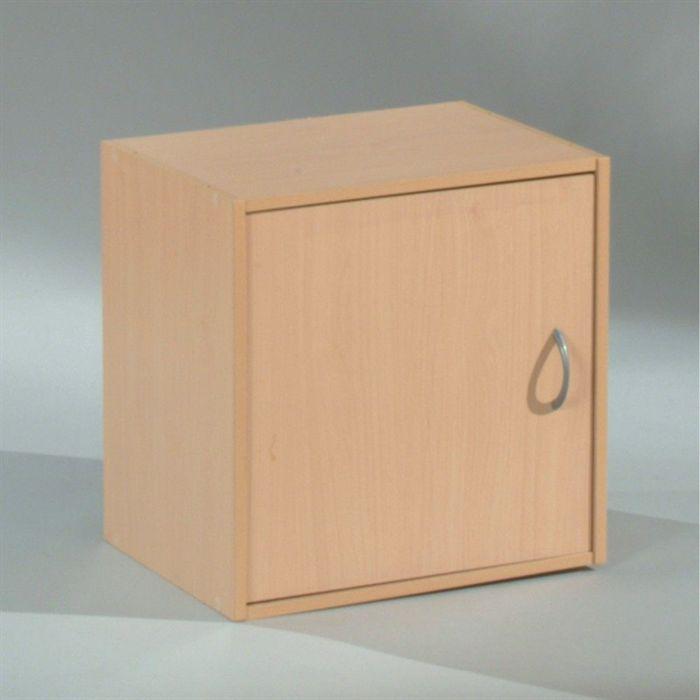 Meuble de rangement 1 case 1 porte rable achat for Meuble porte bagage