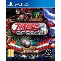 Pinball Arcade Jeu PS4