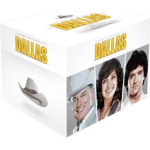 DVD SÉRIE DVD Coffret Dallas - L'intégrale des saisons 1 à 7