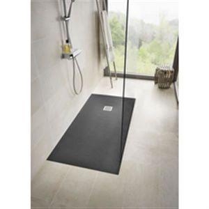 receveur de douche gris achat vente receveur de douche gris pas cher cdiscount. Black Bedroom Furniture Sets. Home Design Ideas