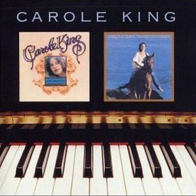 CD VARIÉTÉ INTERNAT CAROLE KING