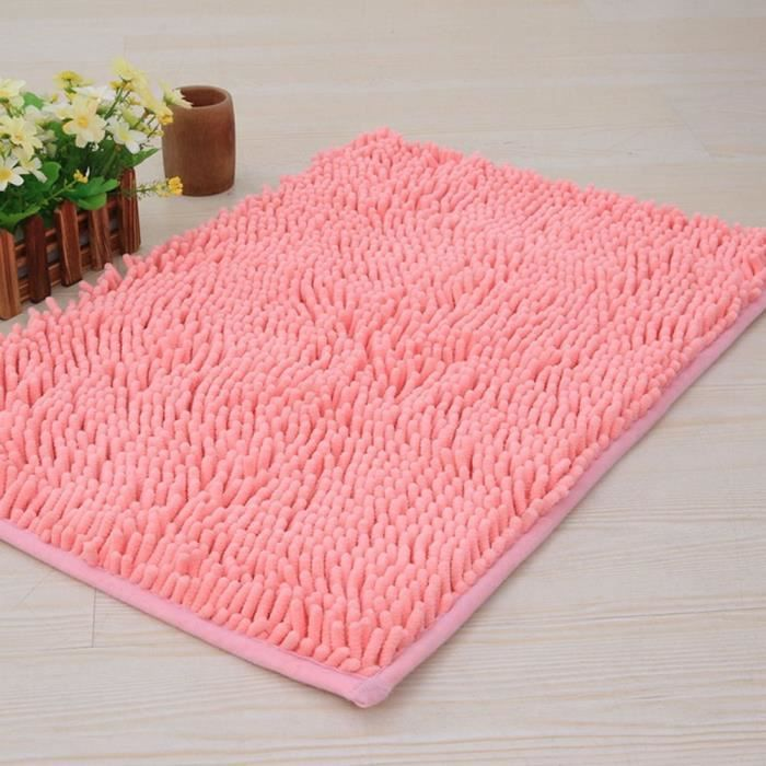Tapis de bain sol absorbant antid rapant 45 x 70 cm pour for Tapis de cuisine absorbant