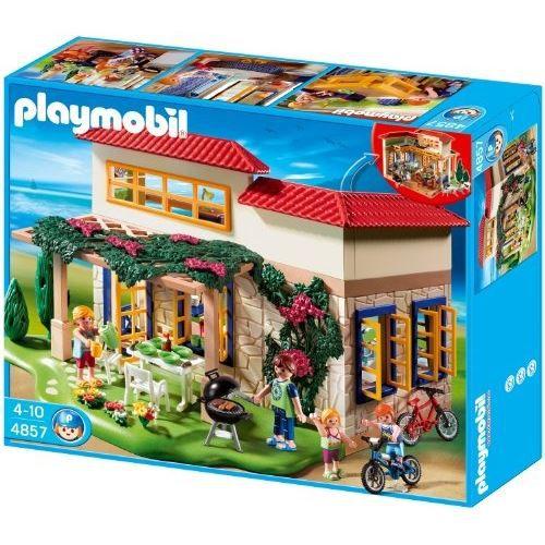Playmobil 4857 jeu de construction maison achat for Modele maison playmobil