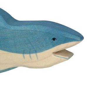 Jouet en bois Goki Holtztiger Requin