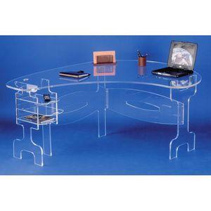 meuble plexi achat vente meuble plexi pas cher cdiscount. Black Bedroom Furniture Sets. Home Design Ideas
