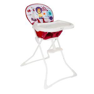 CHAISE HAUTE            Chaise Haute Tea Time Circus- Graco