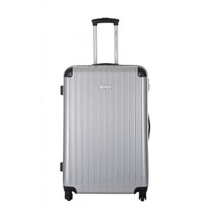 VALISE - BAGAGE PASCAL MORABITO -  Valise - ANILE ARGENT - Taille
