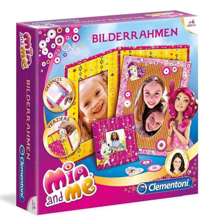 mia et moi mia and me des jeux cr atifs pour enfants set tinker cadre photo achat. Black Bedroom Furniture Sets. Home Design Ideas