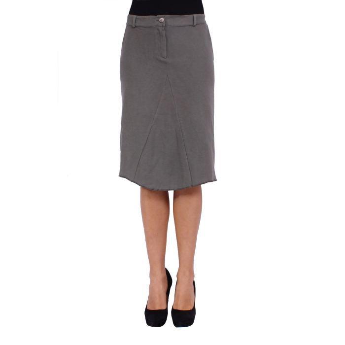 desigual jupe femme gris achat vente jupe kilt. Black Bedroom Furniture Sets. Home Design Ideas