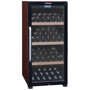 LA SOMMELIERE CTVE 142A - Cave ? vin de vieillissement - 149 bouteilles - Pose libre - Classe A - L 59,5 x H 125 cm