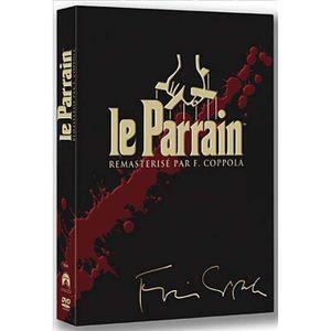 DVD FILM DVD Coffret trilogie Le Parrain
