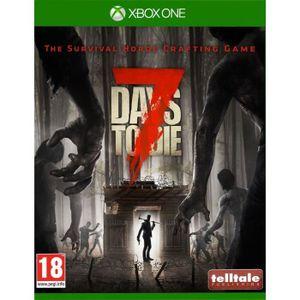 JEU XBOX ONE NOUVEAUTÉ 7 Days to Die Jeu Xbox One