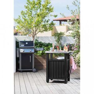 Meuble en bois cuisine exterieur achat vente meuble en for Meuble de rangement exterieur