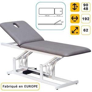 table de soins electrique achat vente table de soins electrique pas cher cdiscount. Black Bedroom Furniture Sets. Home Design Ideas