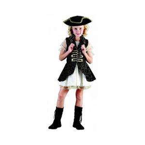 deguisement enfant pirate fille achat vente jeux et. Black Bedroom Furniture Sets. Home Design Ideas