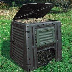 BROYEUR - COMPOSTEUR  Composteur de jardin 450 litres