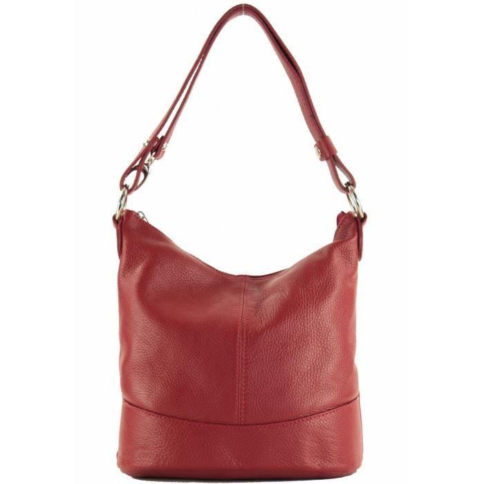 Sac femme port epaule bordeaux tu achat vente sac femme port epaule cdiscount for Achat porte interieur bordeaux