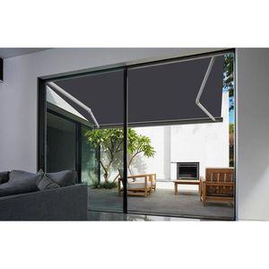 store de terrasse achat vente store de terrasse pas. Black Bedroom Furniture Sets. Home Design Ideas