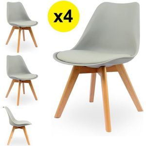 chaise scandinave achat vente chaise scandinave pas cher les soldes sur cdiscount cdiscount. Black Bedroom Furniture Sets. Home Design Ideas