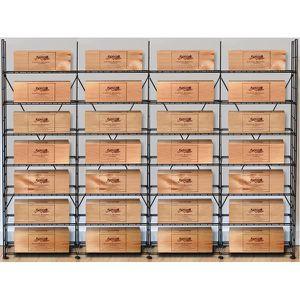 meuble caisse vin achat vente meuble caisse vin pas cher cdiscount. Black Bedroom Furniture Sets. Home Design Ideas