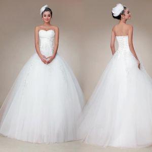 robe de mariée pas cher , robe de mariée blanche , blanches robes de ...