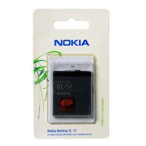 Batterie téléphone Originale Batterie Blister NOKIA BL 5F POUR NOKIA