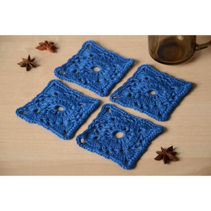 Deco fait main cuisine for Decoration de cuisine en crochet