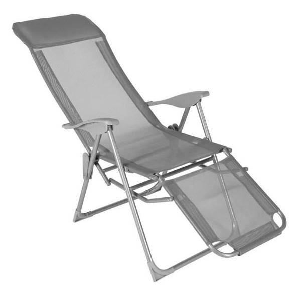 fauteuil de plage relax lounge cloud achat vente chaise de camping fauteuil relax lounge. Black Bedroom Furniture Sets. Home Design Ideas