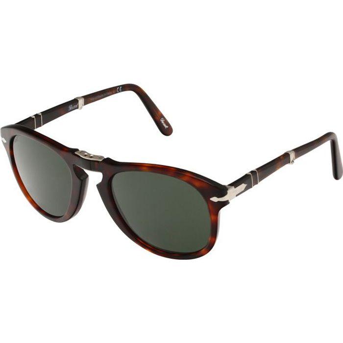 persol lunettes de soleil pliables femme marron achat. Black Bedroom Furniture Sets. Home Design Ideas