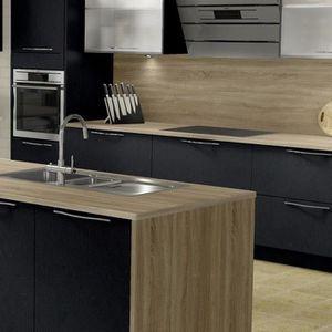 plan de travail cuisine achat vente plan de travail cuisine pas cher cdiscount. Black Bedroom Furniture Sets. Home Design Ideas