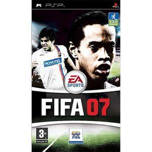 JEU PSP FIFA 07 / PSP