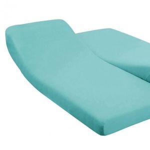 drap housse pour lit articule 160x200 achat vente drap housse pour lit articule 160x200 pas. Black Bedroom Furniture Sets. Home Design Ideas