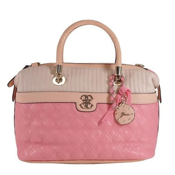 Sac Guess Rose Nouvelle Collection : Sac ? main guess merci vg rose achat vente