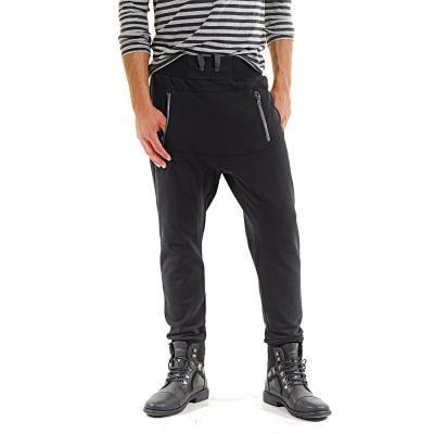 sarouel homme jogging coton noir achat vente pantalon sarouel homme jogging coton cdiscount. Black Bedroom Furniture Sets. Home Design Ideas