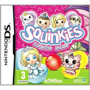JEU DS - DSI SQUINKIES BUNDLE / Jeu console DS