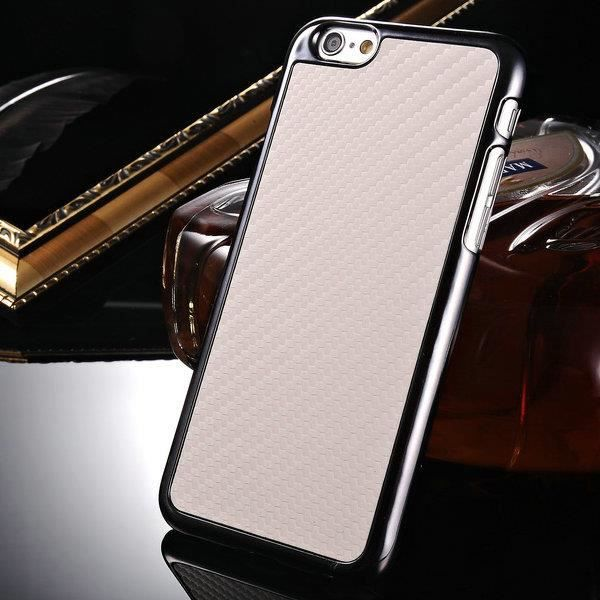 iphone 6 6g 4 7 pouces de t l phone de luxe placage pu. Black Bedroom Furniture Sets. Home Design Ideas