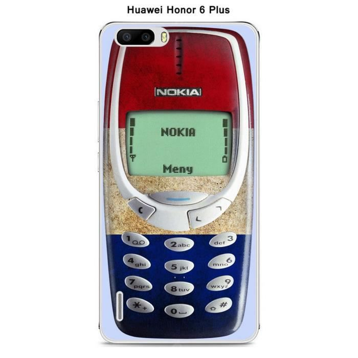coque huawei honor 6 plus nokia 3310 france achat coque. Black Bedroom Furniture Sets. Home Design Ideas
