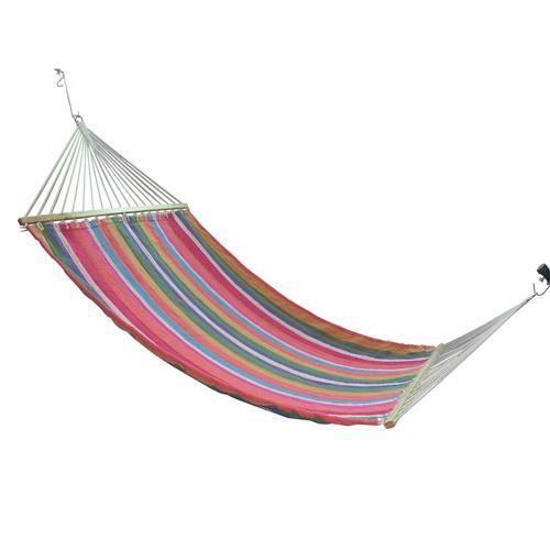 toile pour hamac liego 200 x 140 cm multico achat vente hamac toile pour hamac liego. Black Bedroom Furniture Sets. Home Design Ideas