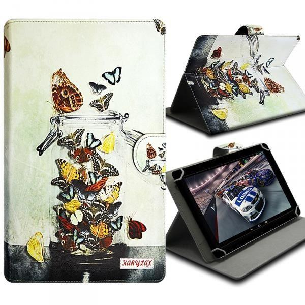 Etui folio tablette archos 101 xenon 10 1 achat vente for Housse archos 101