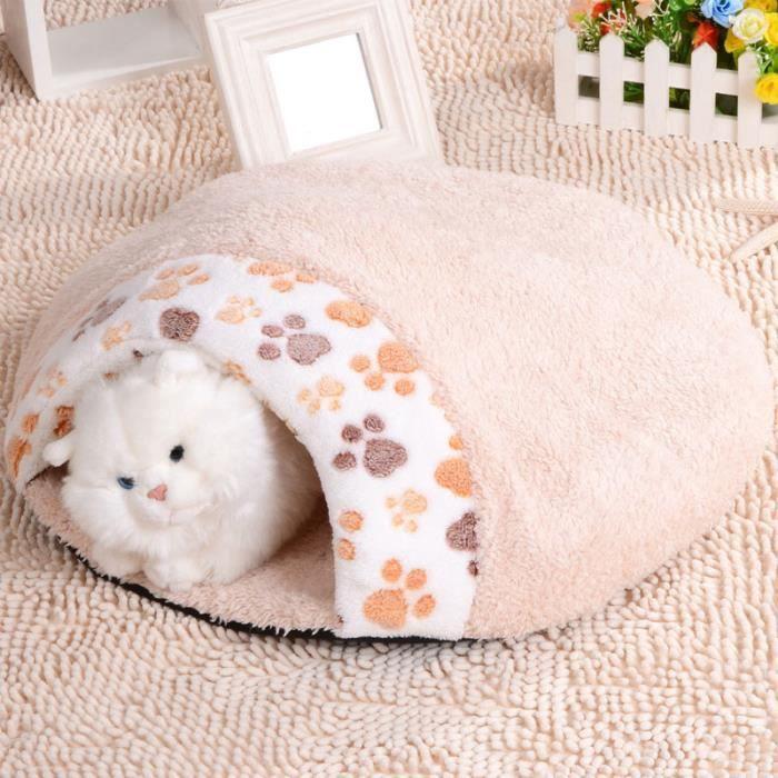 niche chenil corbeille lit pour chat chien mign achat. Black Bedroom Furniture Sets. Home Design Ideas