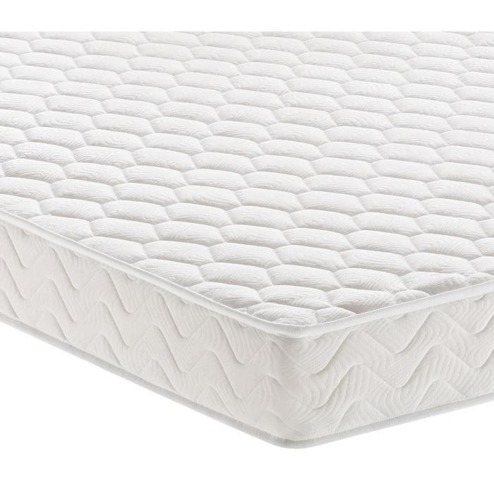 nuit douce matelas 180x200 densit 40 kg m3 hauteur 23 cm soutien ferme. Black Bedroom Furniture Sets. Home Design Ideas