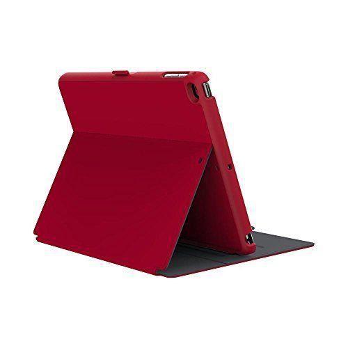 speck stylefolio etui vegan pour ipad air 2 rouge gris prix pas cher cdiscount. Black Bedroom Furniture Sets. Home Design Ideas