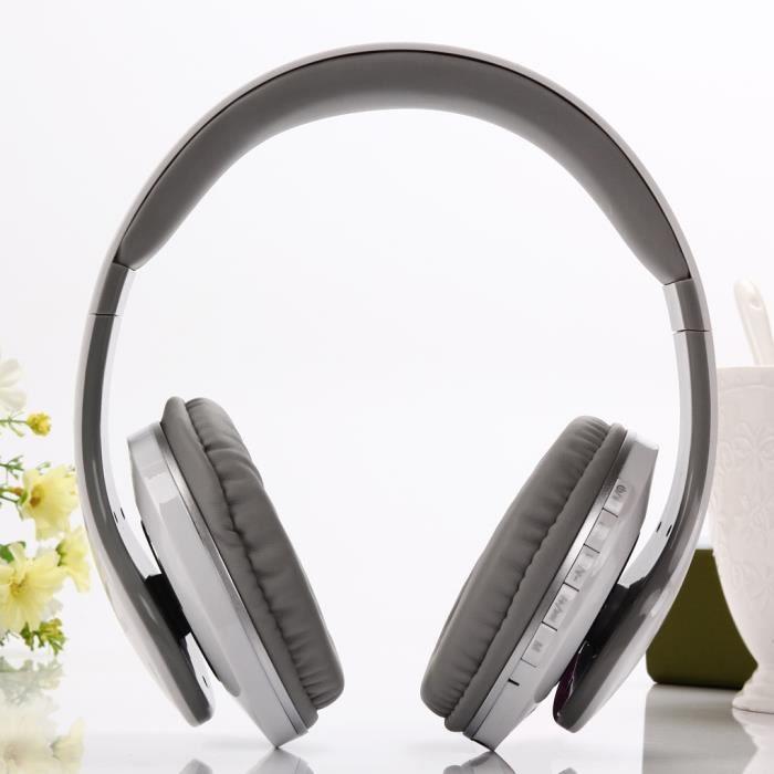 jkr 213b casque bluetooth sans fil ecouteur pour portable support audio fm radio achat kit. Black Bedroom Furniture Sets. Home Design Ideas