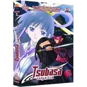 DVD MANGA DVD Coffret 2/3 Tsubasa chronicle