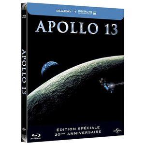 BLU-RAY FILM BLU-RAY + UV Apollo 13 (Anniversaire 20 ans)