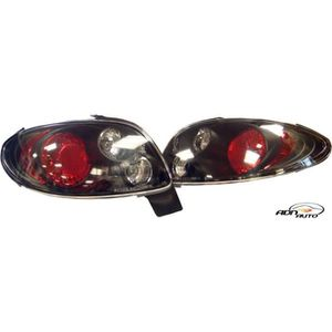 PHARES - OPTIQUES 2 Feux Tuning EVO Light Adaptables pour Peugeot...