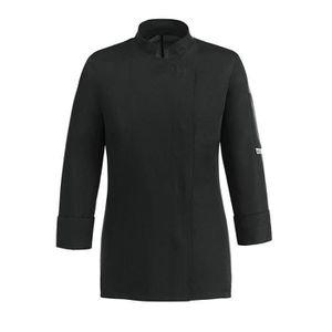 veste de cuisine femme achat vente veste de cuisine. Black Bedroom Furniture Sets. Home Design Ideas